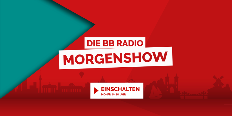 Die BB RADIO Morgenshow